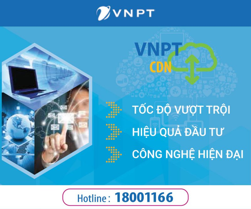 VNPT CDN (Content Delivery Network)