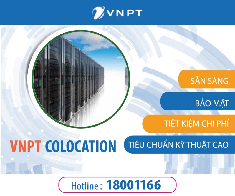 Dịch vụ IDC Colocation VNPT